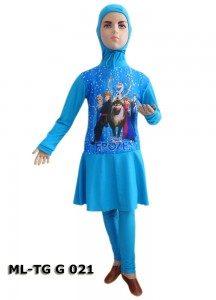 Baju Renang Anak Muslimah ML-TG G 021