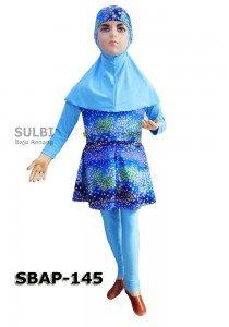 Baju Renang anak Muslimah SBAP-145