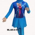 Baju Renang anak ML-AK G 011