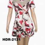 Baju Renang Semi Cover Dewasa HDR-2121