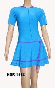 Baju Renang Semi Cover Dewasa HDR-1112