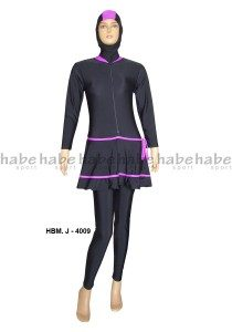 Busana renang wanita HBM.J-4009