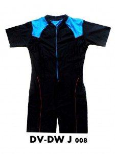 Baju renang diving dewasa DV-DW J 008