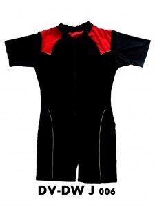 Baju renang diving dewasa DV-DW J 006