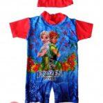 Baju renang diving bayi karakter EDBY-9043