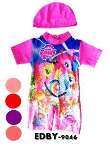 Baju renang diving bayi karakter EDBY-9046