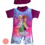 Baju renang diving bayi karakter EDBY-9045