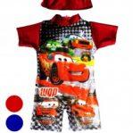Baju renang diving bayi karakter EDBY-9042