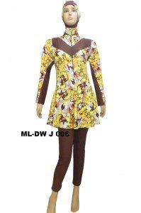 Baju Renang Muslimah ML-DW J 006