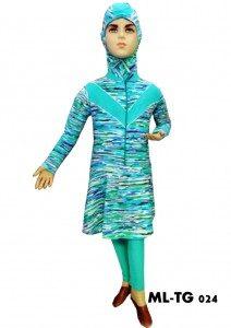 Baju Renang muslim Anak ML-TG 024