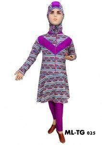 Baju Renang muslim Anak ML-TG 025
