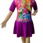 Baju Renang Anak Rok RK-AK-G 013
