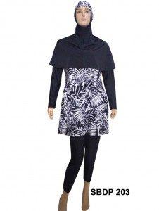 Baju Renang Muslimah SBDP 203