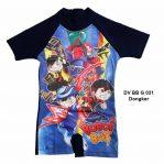 Baju Renang Bayi Deedo DV BB G 031 Dongker
