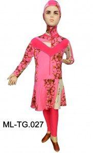 Baju Renang Anak Muslimah ML-TG 027