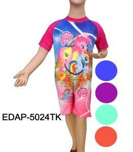 Baju Renang Diving Karakter EDAP-5024 TK