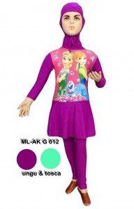 Baju Renang anak TK ML-AK G 012