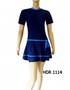 Baju Renang Semi Cover Dewasa HDR-1114