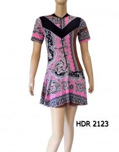 Baju Renang Semi Cover Dewasa HDR-2123