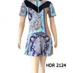 Baju Renang Semi Cover Dewasa HDR-2124