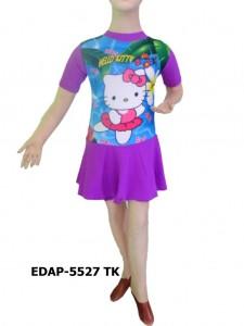 Pakaian renang diving rok EDAP-5527
