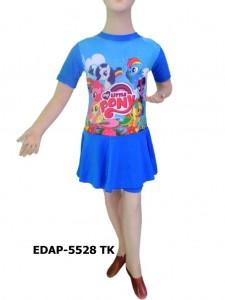 Pakaian renang diving rok EDAP-5528