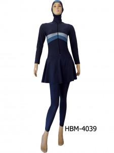 Baju renang muslimah dewasa HBM-4039