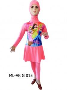 Baju Renang anak TK ML-AK G 015