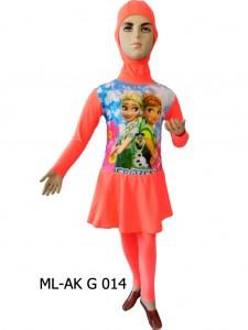 Baju Renang anak TK ML-AK G 014