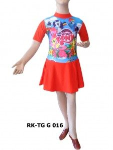 Busana renang Vel's anak RK-TG G 016