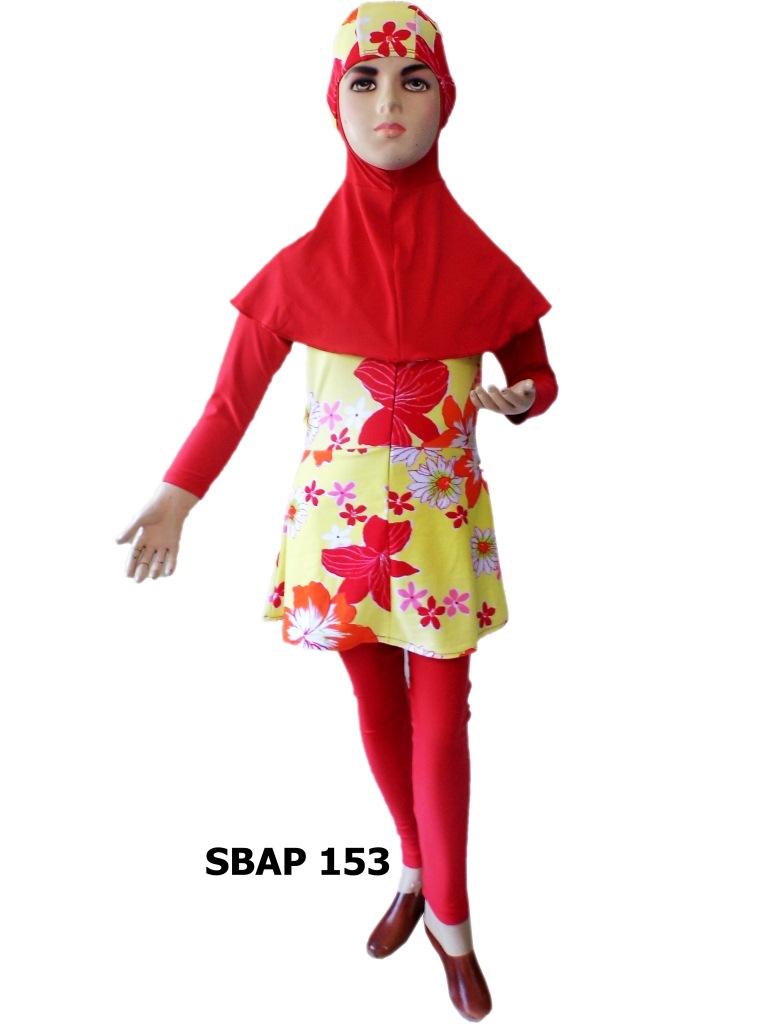 Baju Renang Anak SBAP 153