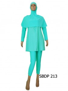 Baju Renang Muslimah SBDP 213