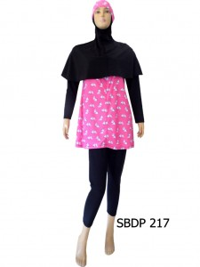 Baju Renang Muslimah SBDP 217