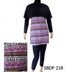 Baju Renang Muslimah SBDP 218