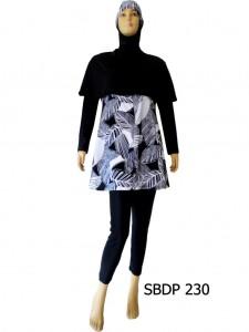 Baju Renang Muslimah SBDP 230