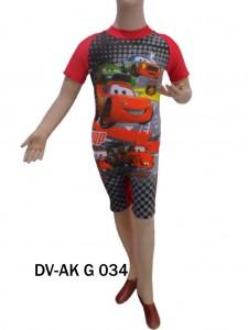 Baju renang anak karakter DV-AK G 034