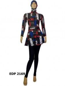 Baju renang muslimah EDP-2169