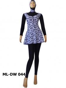 Baju renang muslimah dewasa ML-DW 044
