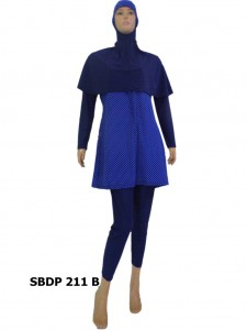 Baju Renang Muslimah SBDP 211 B