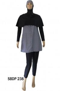 Baju Renang Muslimah SBDP 238