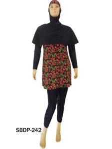Baju Renang Muslimah SBDP 242