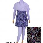 Baju Renang Muslimah SBDP 233