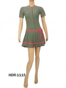 Baju Renang Semi Cover Dewasa HDR-1115