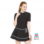 Baju Renang Semi Cover Dewasa HDR-1116