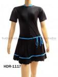 Baju Renang Semi Cover Dewasa HDR-1117