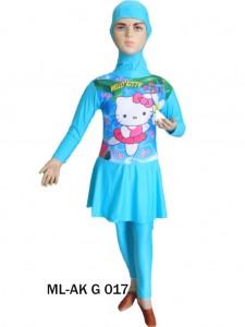 Baju Renang anak TK ML-AK G 017