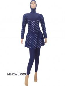 Busana renang muslimah ML-DW-J 009