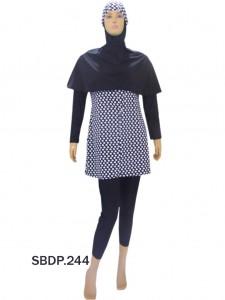 Baju Renang Muslimah SBDP 244