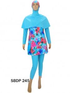Baju Renang Muslimah SBDP 245