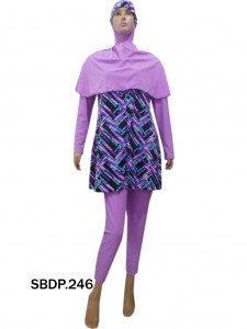 Baju Renang Muslimah SBDP 246